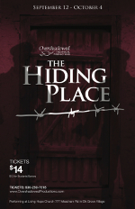 Poster for The Hiding Place