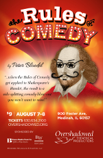 Poster for The Rules of Comedy